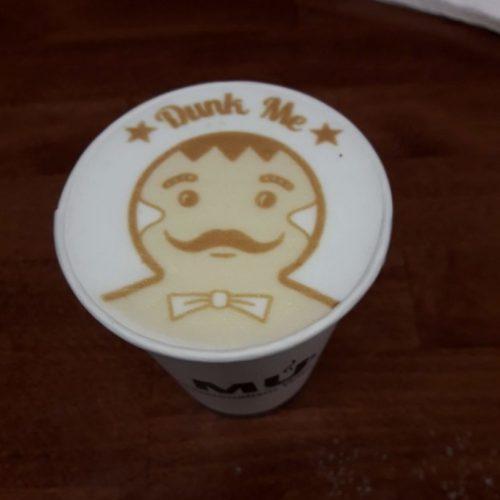 הדפסה על קפה או במילים אחרות LATE ART | מרקטינג יו